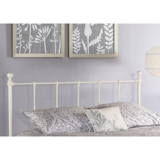 Molly Queen Headboard - White