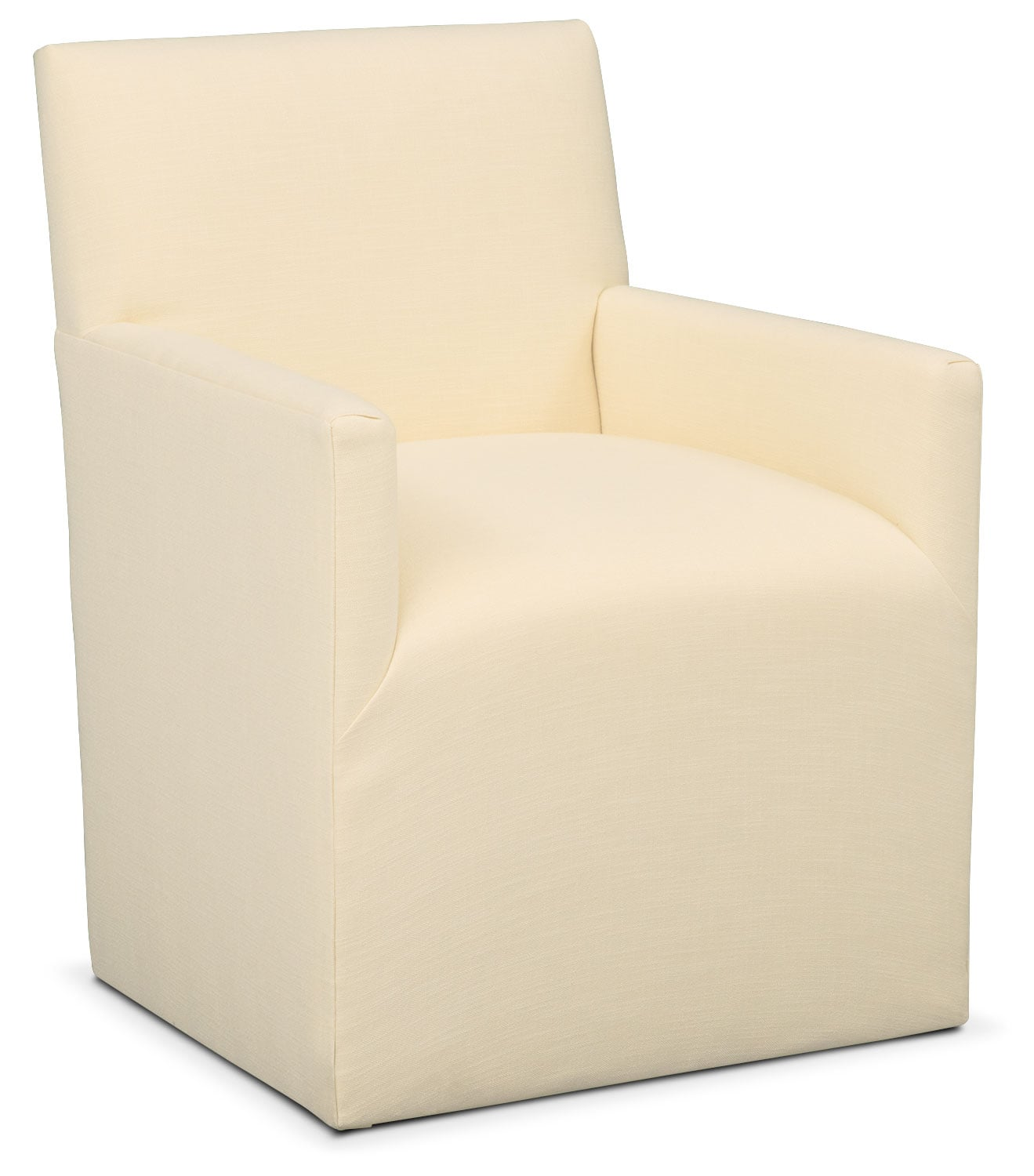 Laurie Arm Chair - Natural