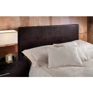 Spring Twin Headboard - Brown