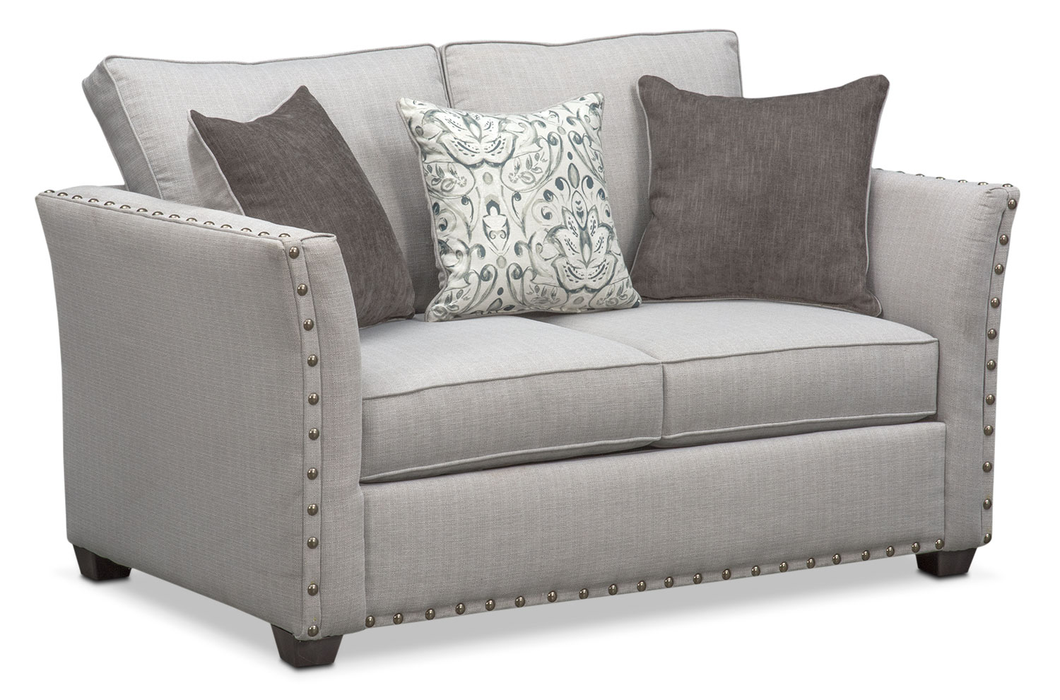 Living Room Furniture - Mckenna Loveseat