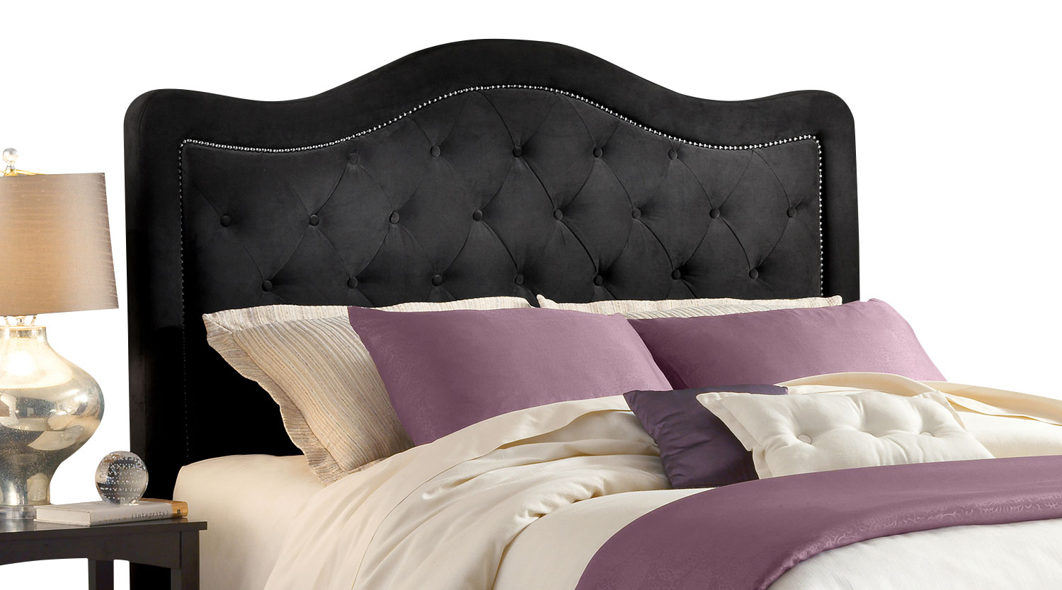 Bedroom Furniture - Tris Queen Headboard