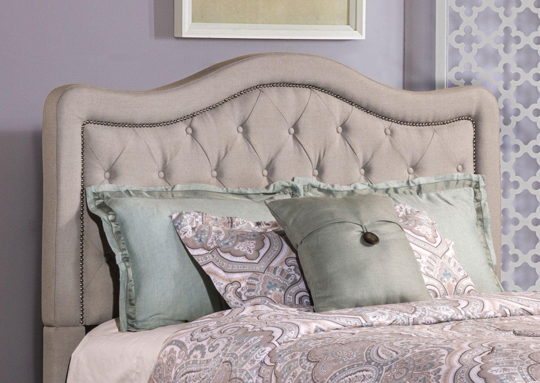 Bedroom Furniture - Tris Queen Headboard