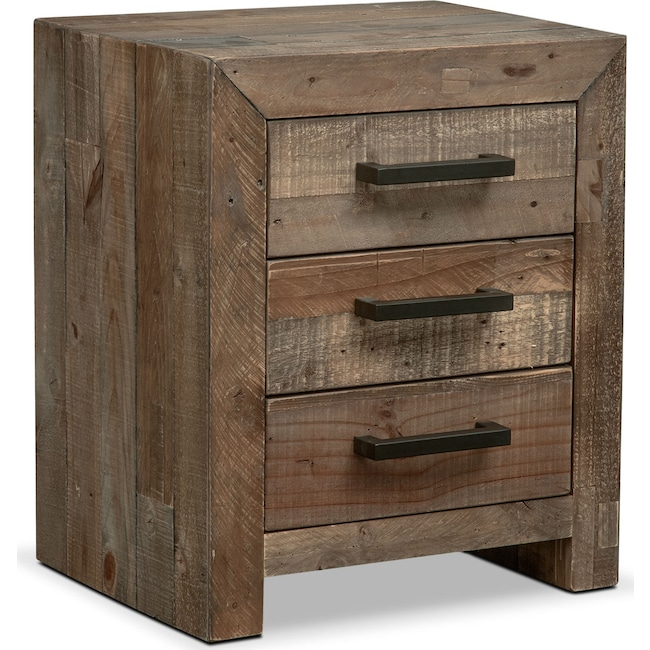 Bedroom Furniture - Rancho Nightstand - Pine