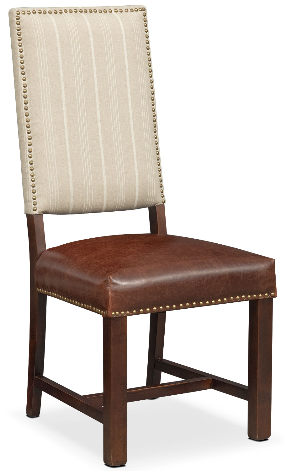 Tannery Side Chair - Brown