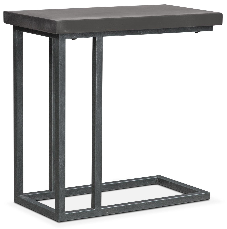 Conde Side Table - Concrete