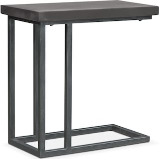Conde Side Table - Concrete