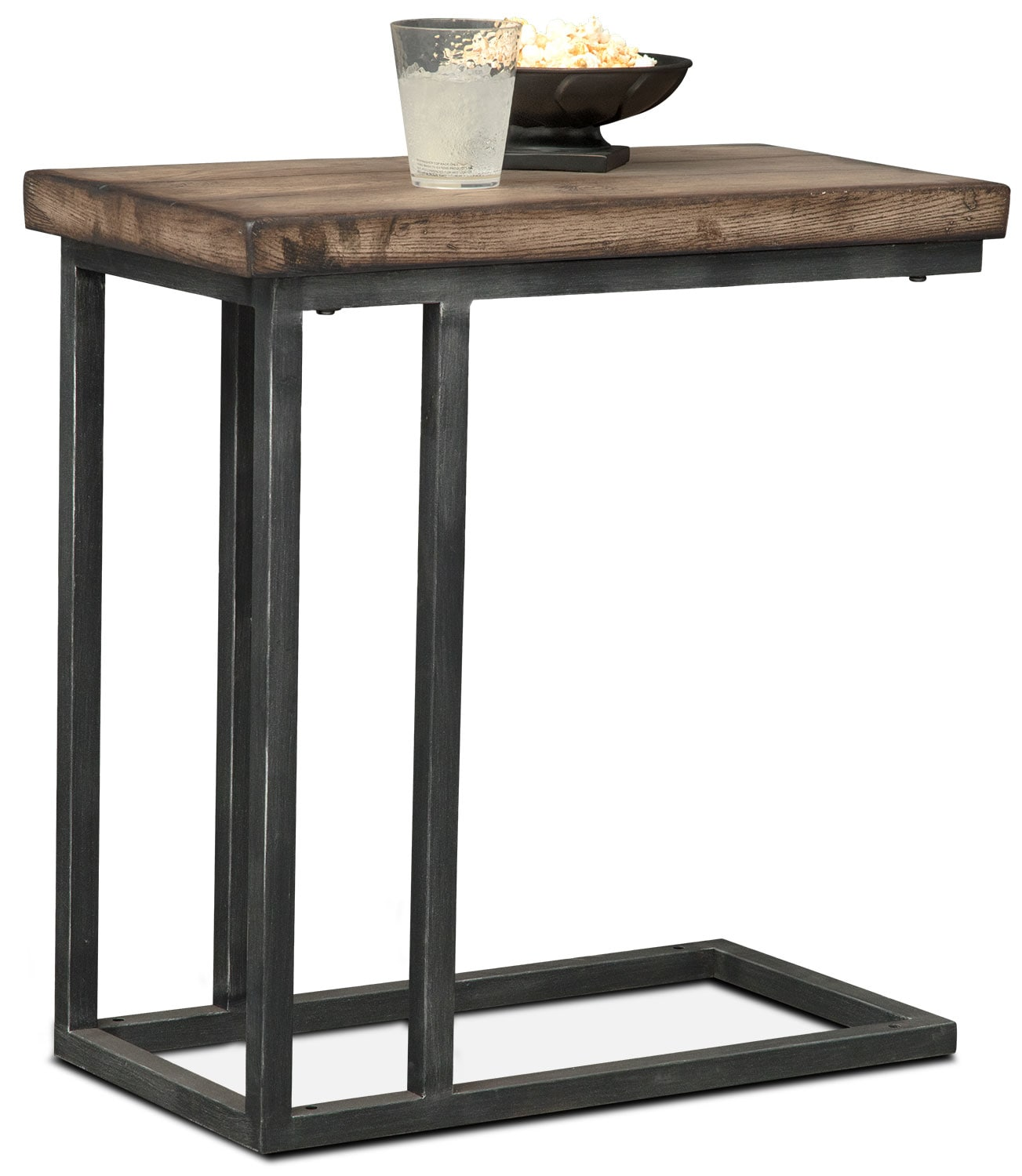 Driftwood End Table: American Signature Furniture