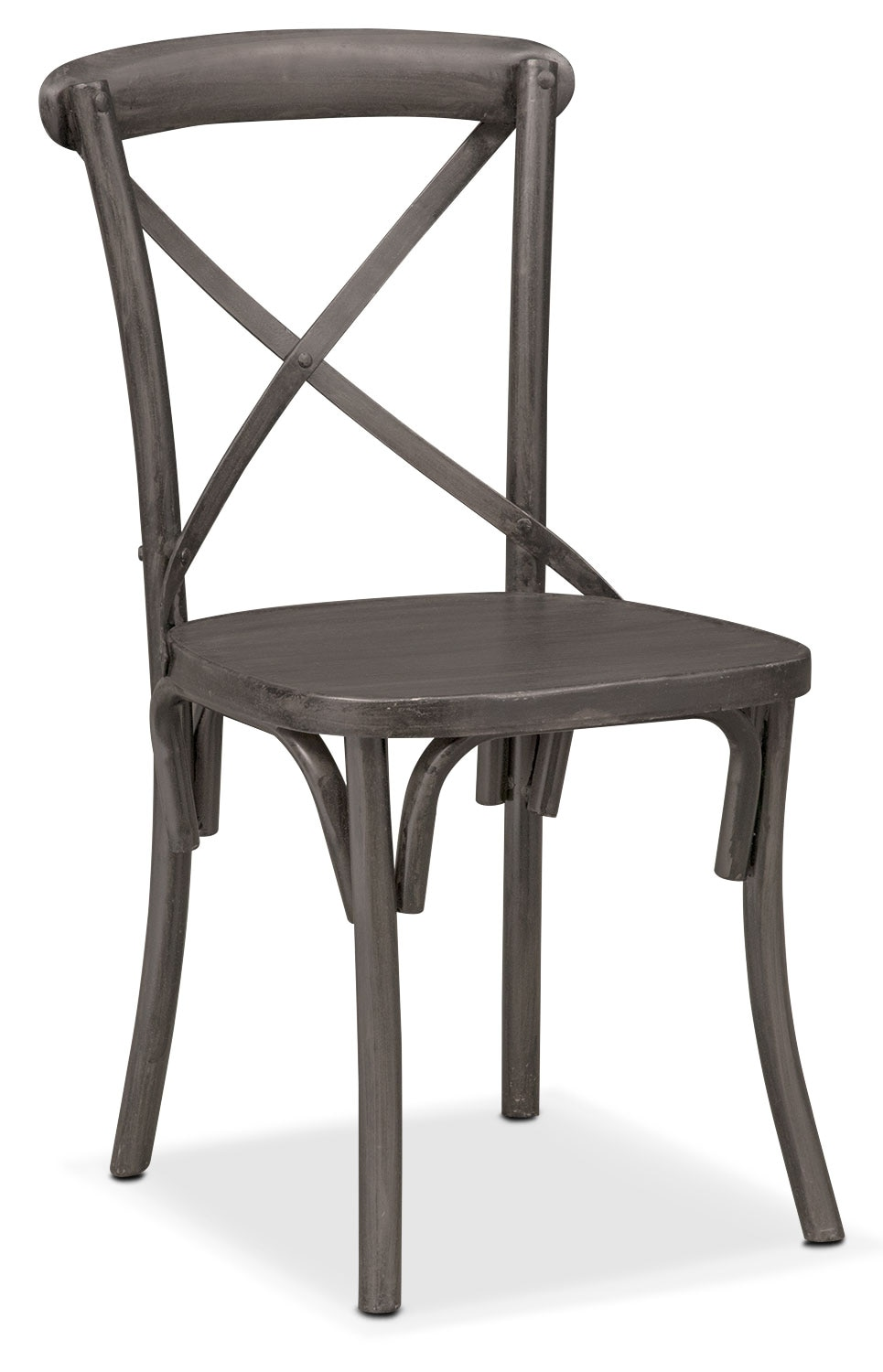 Braddock Side Chair - Black