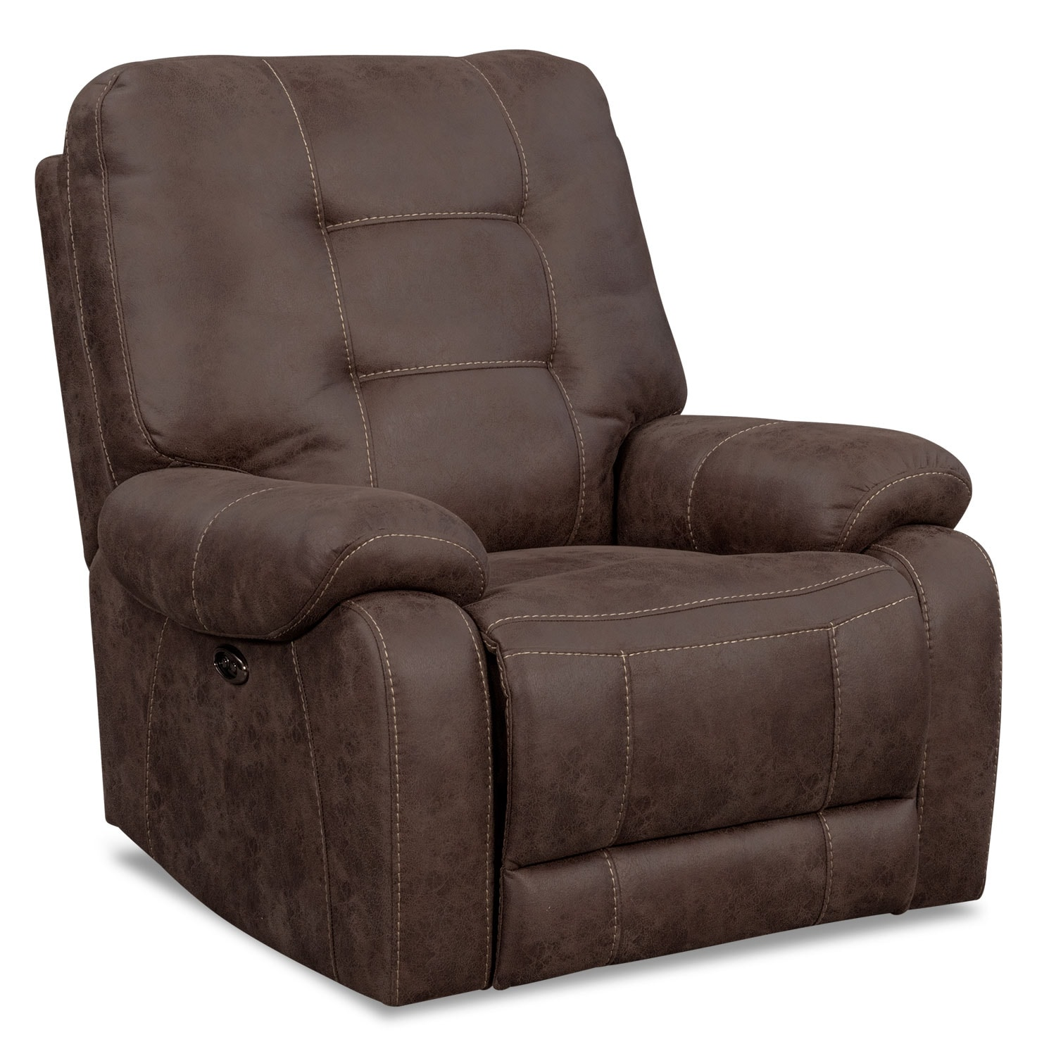 Denali Power Recliner - Mocha