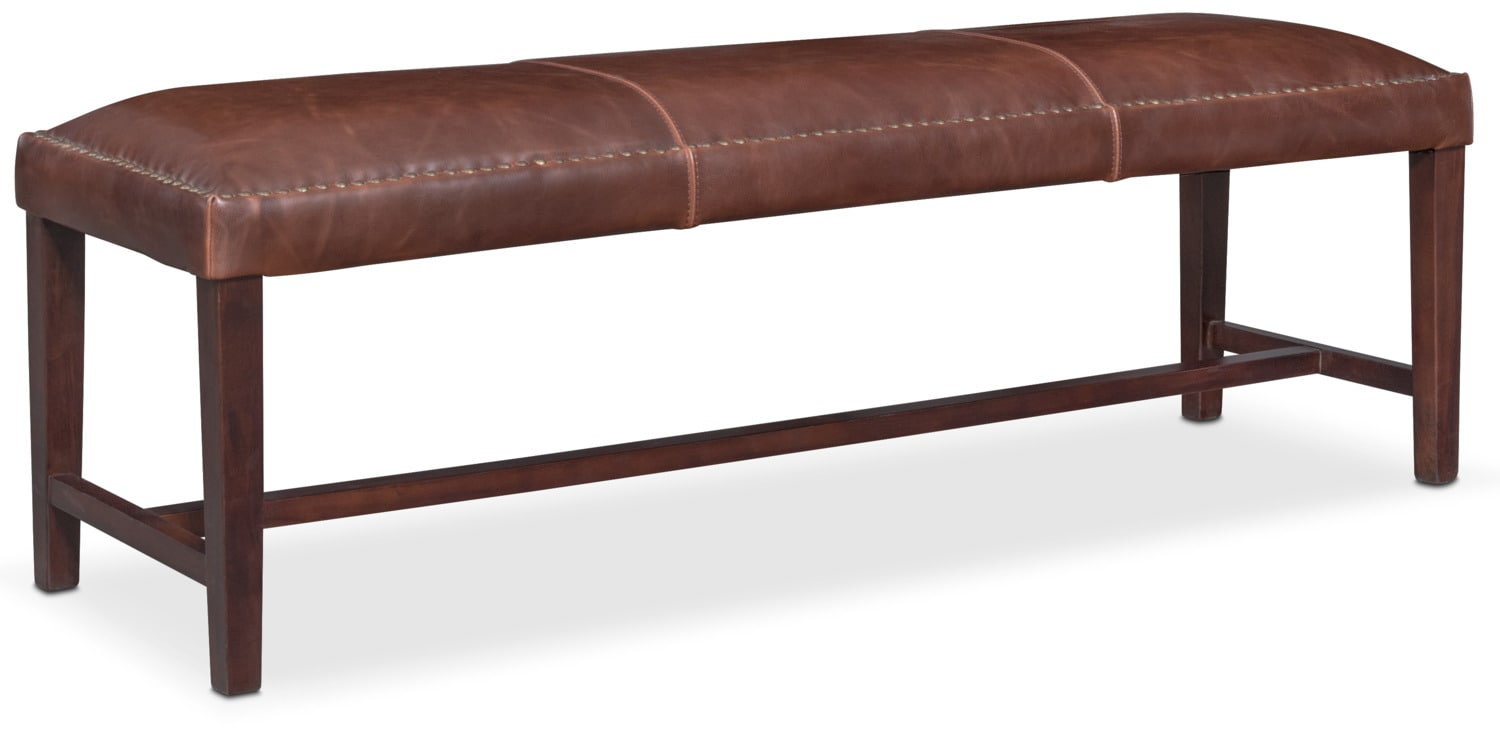 Cloister Bench - Brown