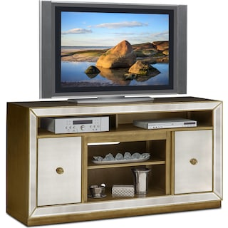 Reflection TV Stand - Mirror