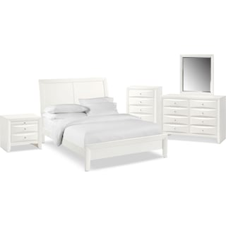 The Braden Bedroom Collection - White