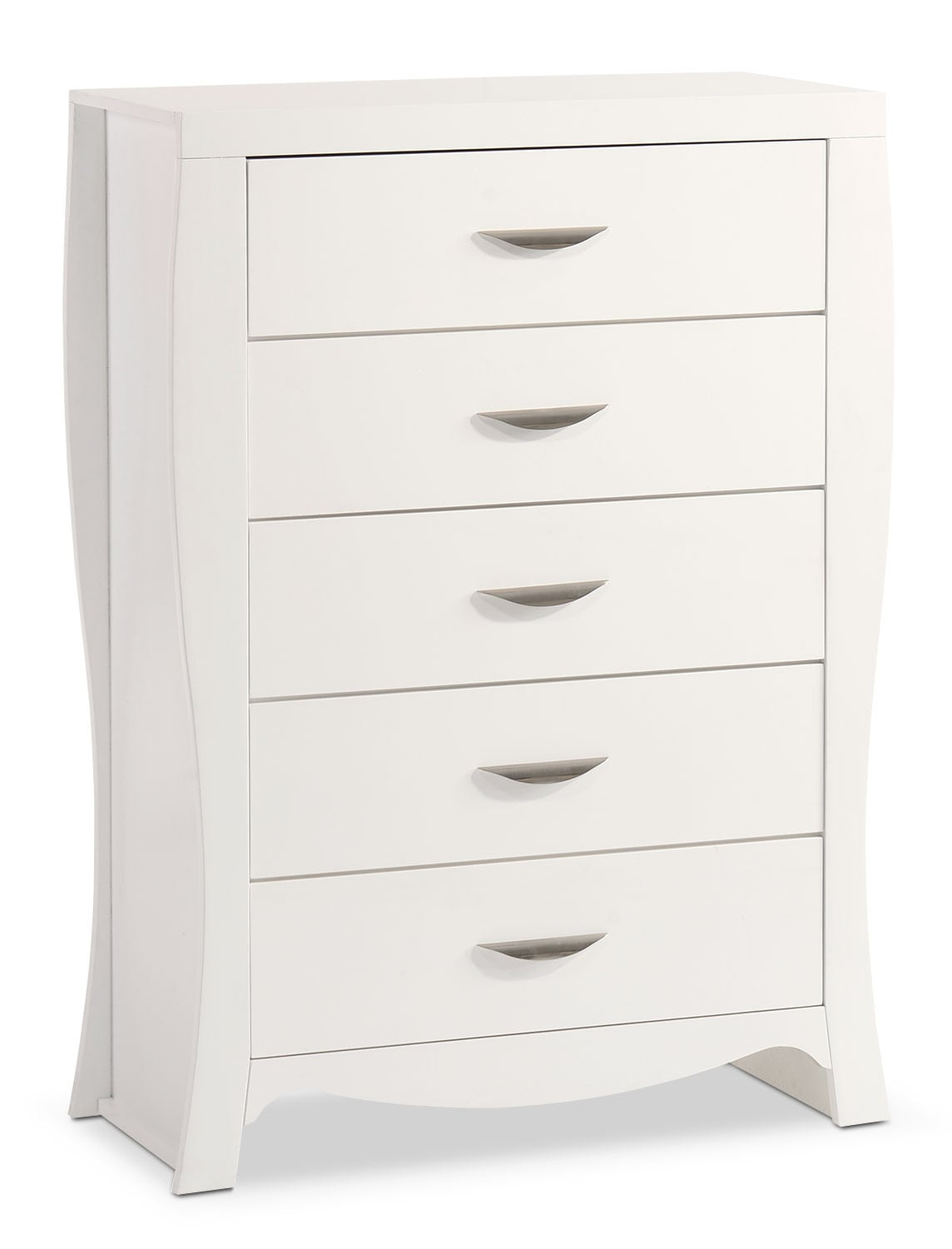 Jaden Chest - White