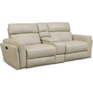 Catalina 3-Piece Power Reclining Sofa with Console