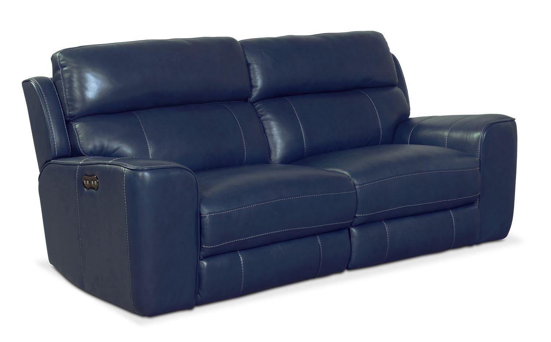 Newport 2 Piece Power Reclining Sofa ...