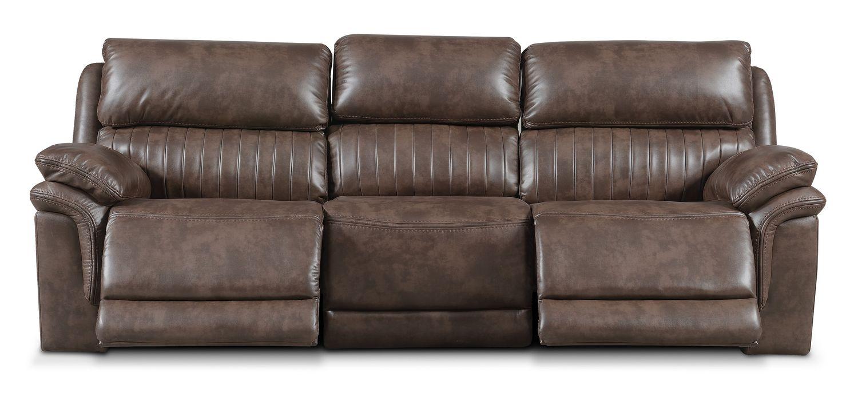 Monterey 3 Piece Reclining Sofa