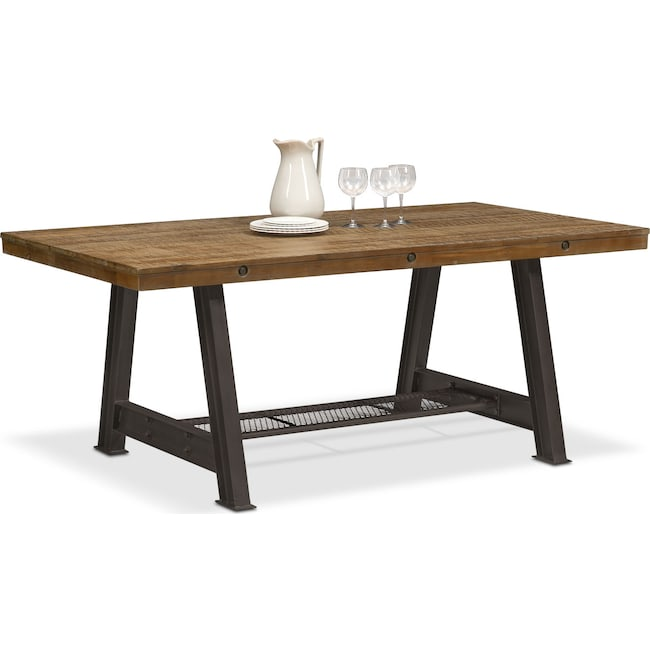 Dining Room Furniture - Carnegie Dining Table