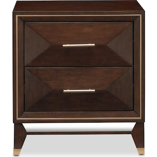 Kenton Nightstand - Cherry
