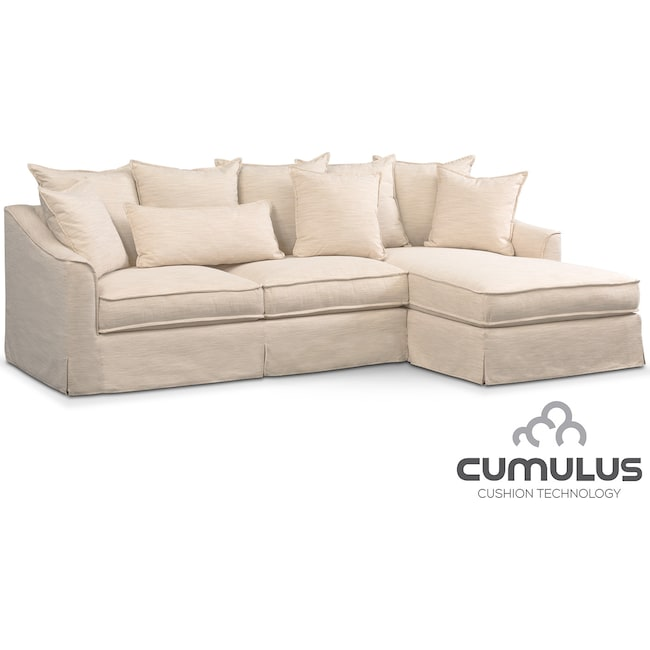 product plus forsythpark pc sectionals sectional forsyth ivory lr reclining rm power park beige