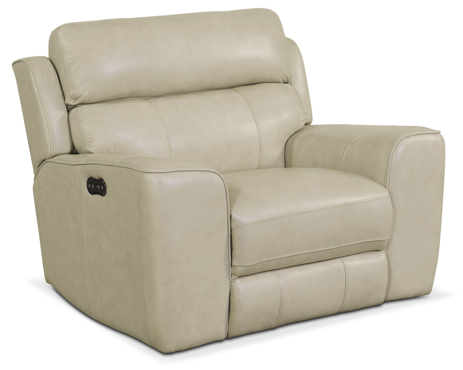 Newport Power Recliner - Cream