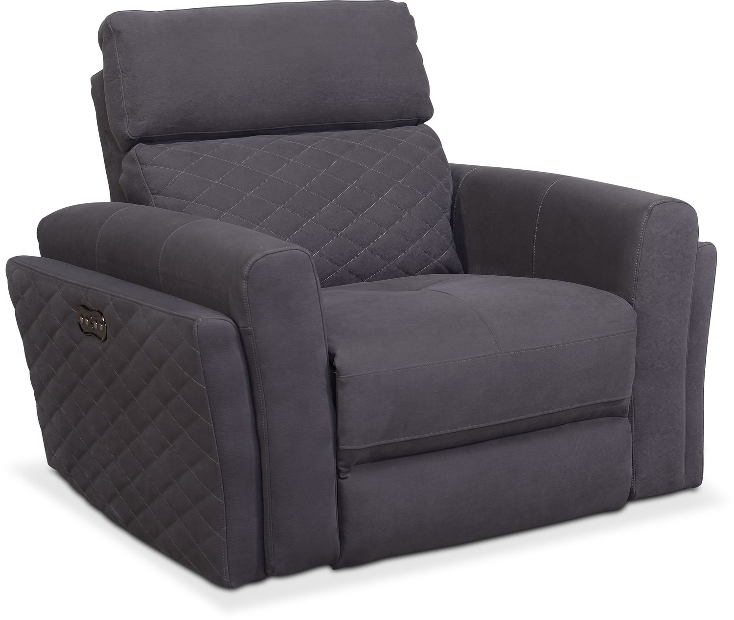 Catalina Power Recliner - Gray