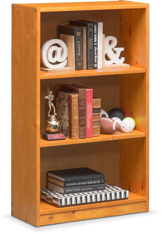 Kids Furniture - Ranger Bookcase - Pine