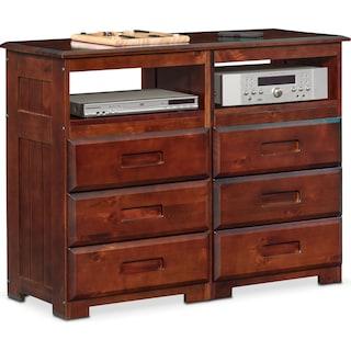 Ranger Media Dresser - Merlot