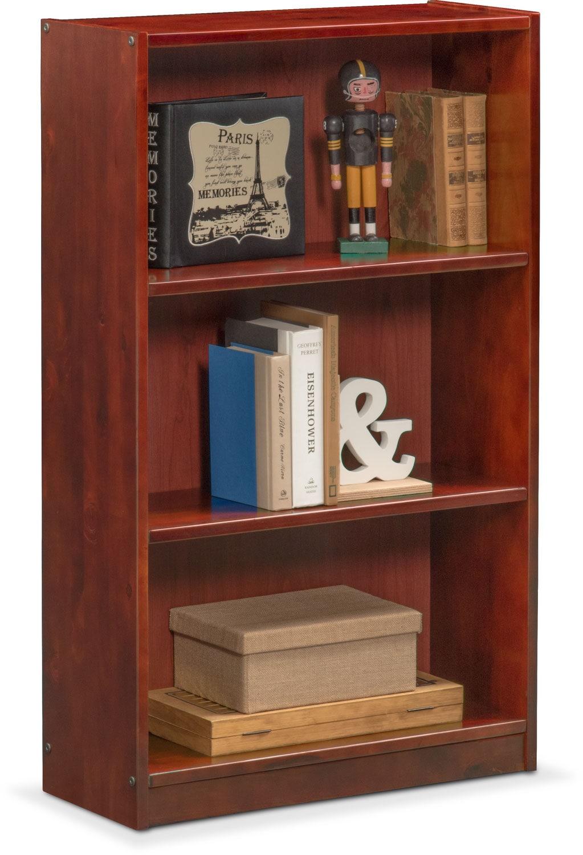 Ranger Bookcase - Merlot