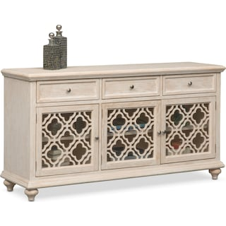 Chateau Sideboard - Washed White