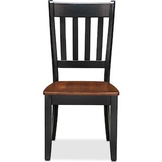 Nantucket Slat-Back Chair