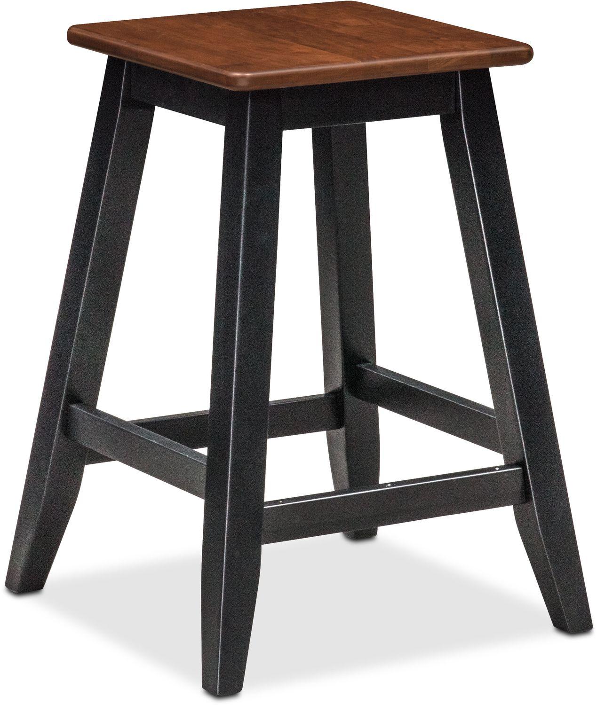 Nantucket Counter-Height Stool - Cherry