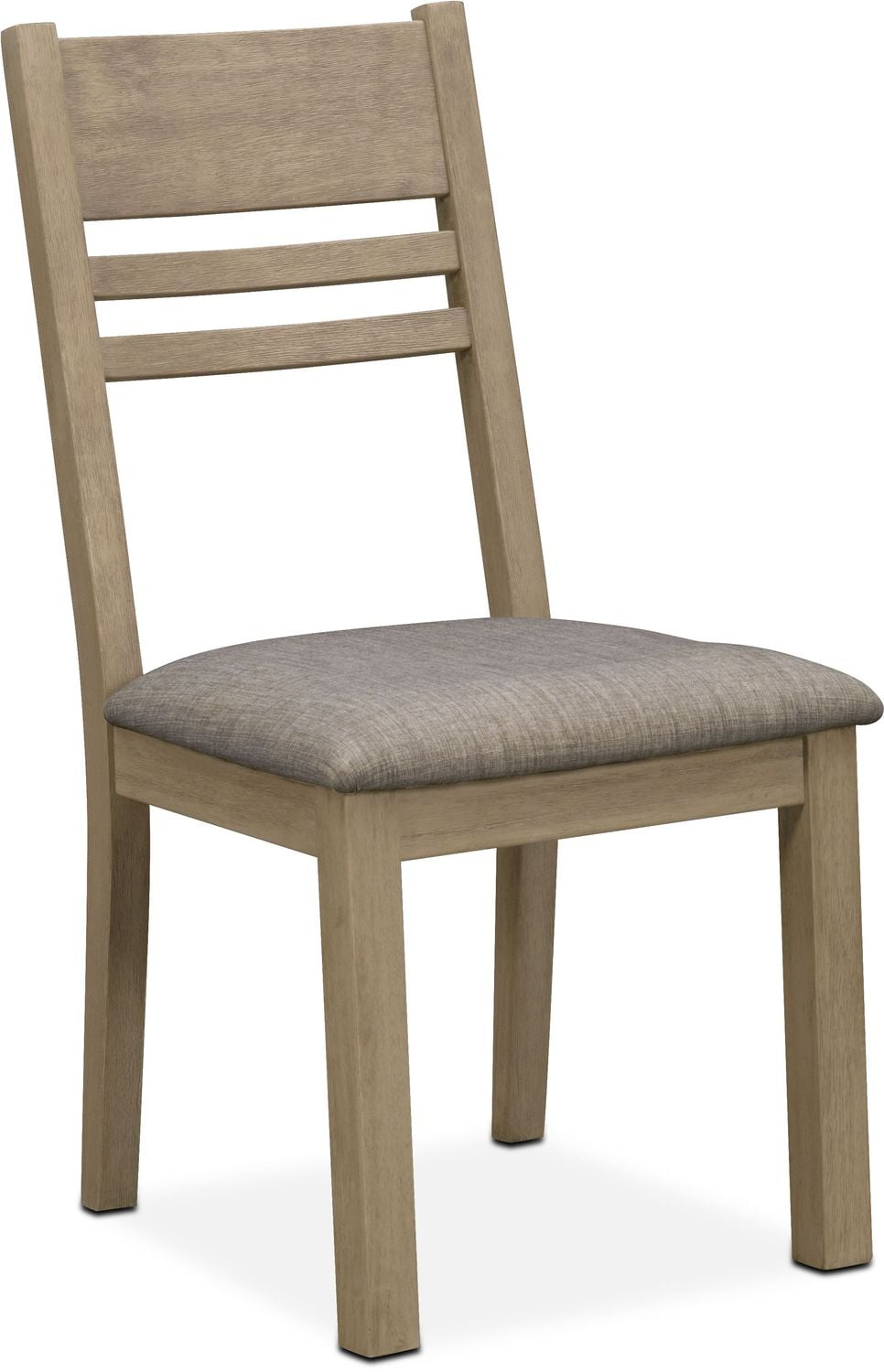 Dining Room Furniture - Tribeca Side Chair - Gray