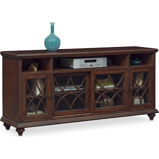 Rivoli Media Credenza - Brown