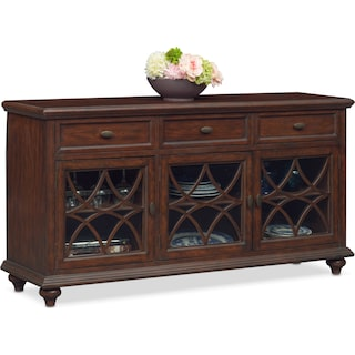 Rivoli Sideboard - Brown
