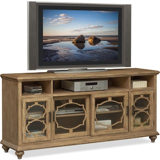 Mayfair Media Credenza - Natural