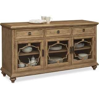 Mayfair Sideboard - Natural