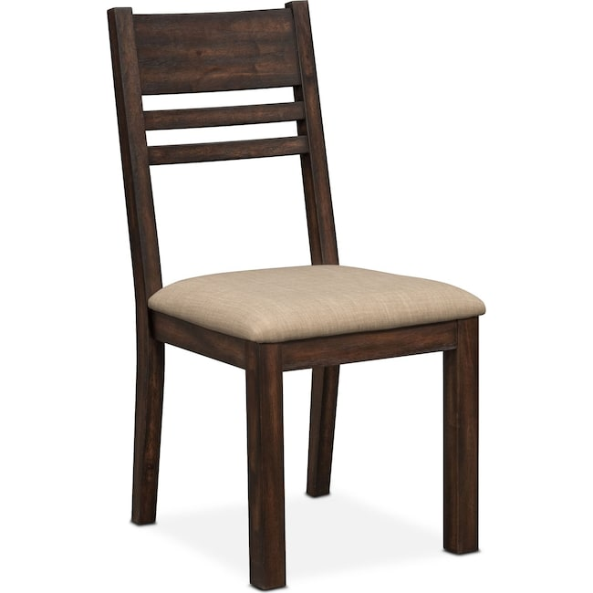 Dining Room Furniture - Tribeca Side Chair - Tobacco