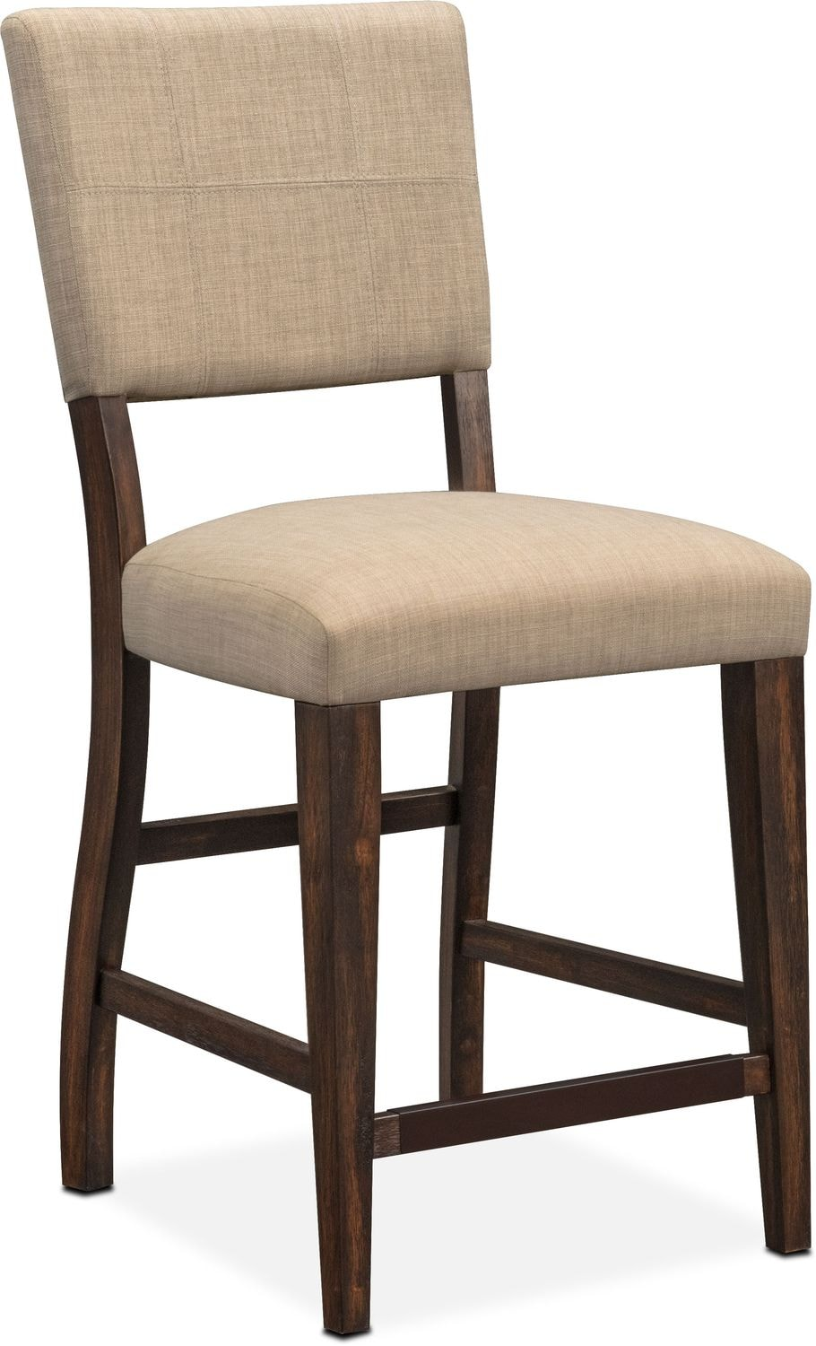 Dining Room Furniture - Tribeca Counter-Height Upholstered Side Chair