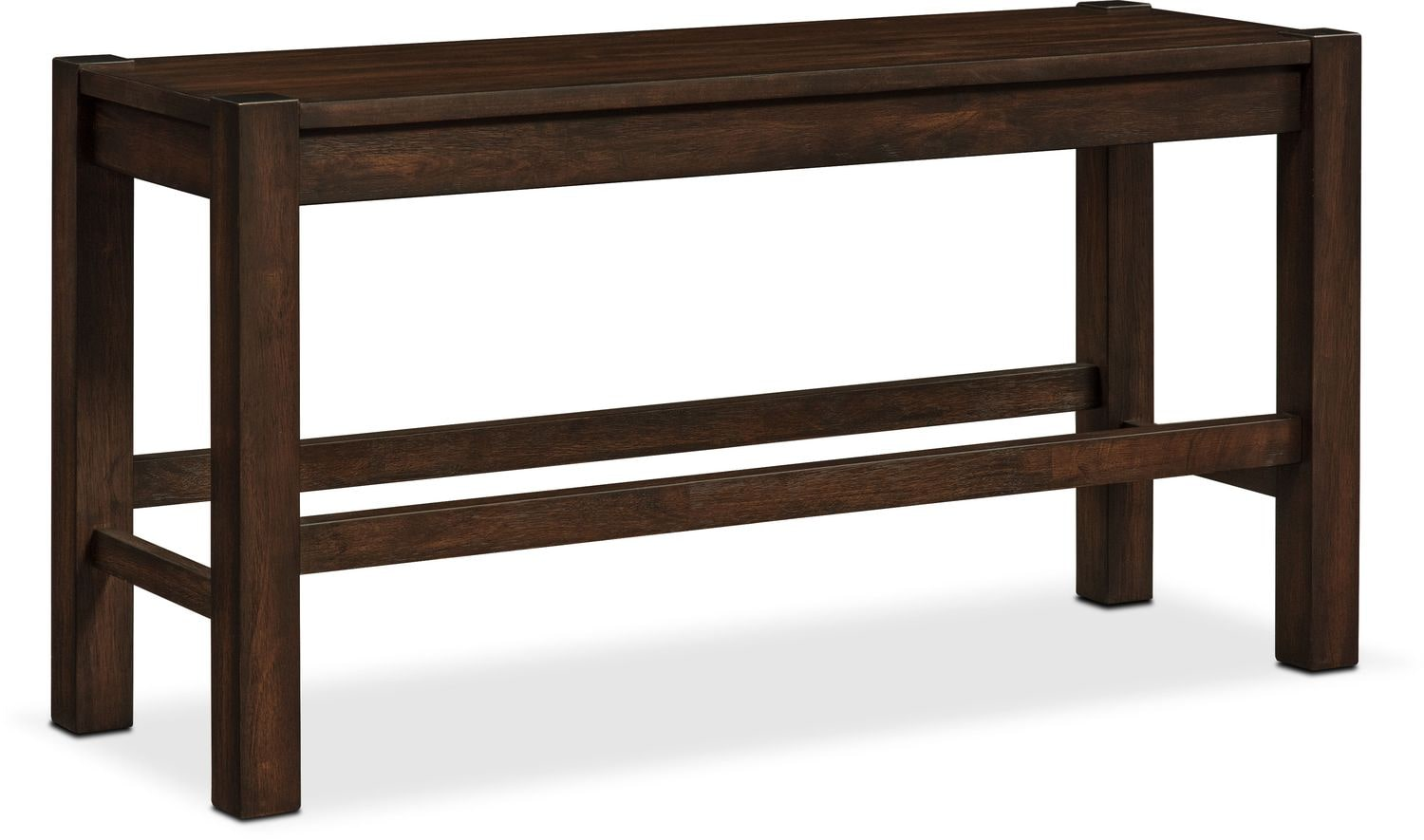 Accent and Occasional Furniture - Tribeca Counter-Height Bench - Tobacco