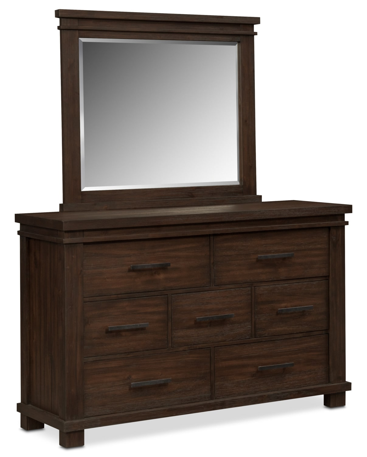 The Tribeca Bedroom Collection Tobacco American Signature Furniture