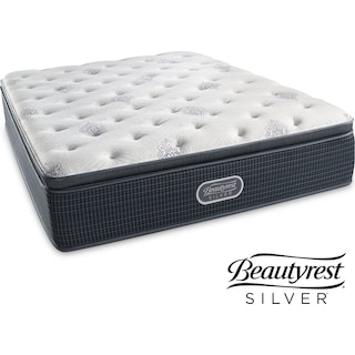 White River Plush Pillowtop Twin Mattress