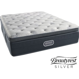 Crystal Ridge Plush Pillowtop Queen Mattress