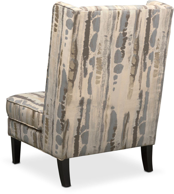 Limelight Accent Chair Platinum