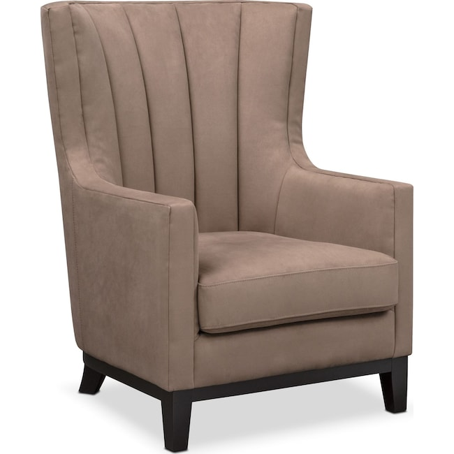 Living Room Furniture - Brianna Accent Chair