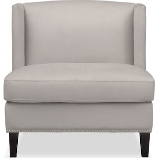 Torrance Accent Chair - Light Gray