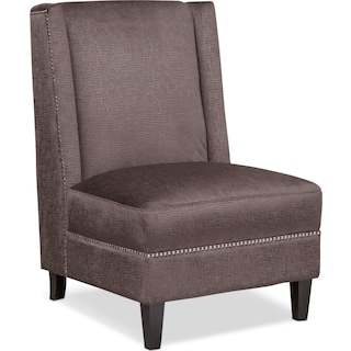 Roberto Accent Chair - Brown