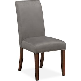 Alcove Side Chair - Gray