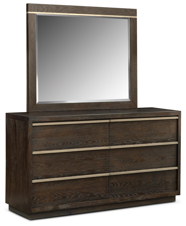 Bedroom Furniture - Gavin Dresser and Mirror