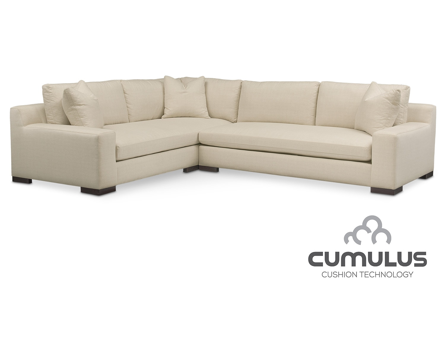 The Ethan Cumulus Collection - Cream