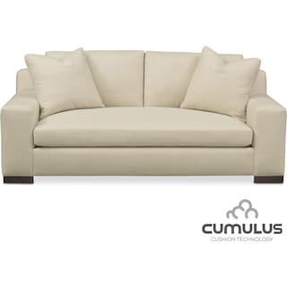 Ethan Cumulus Apartment Sofa - Anders Cloud